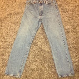 "Levi's 505 Vintage Style ""Mom Jeans""(w 33 l 30)"